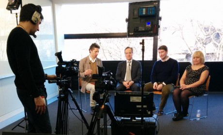 StreamUK stödjer Design Council's Spark Innovation Fund Google+ Hangout on Air